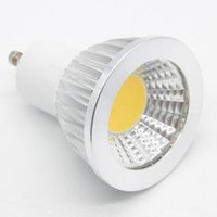 NEW 3W 5W 7W COB LED Spotlight GU10 220V Dimming Spot LED Lampe AC 85 - 265V Lampada Ampoule LED Spot Light Candle Ampoule
