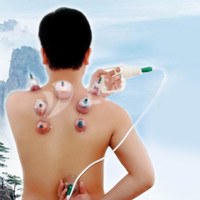 Wholesale Pc Massager - 24 Pcs Can Massager Health Monitors Products Can Opener Pull Vacuum Cupping Massage Cupping BanksTanks Set Extractor Acupuncture