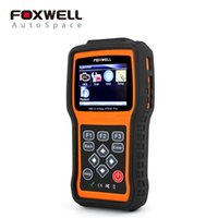 Foxwell NT630 Pro SRS Airbag Crash Data Reset Tool + ABS + SAS Угловое устройство + OBD OBD2 OBD2 сканера кода ошибки