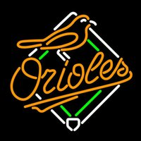 "Wholesale Orioles Orange - New Orioles Bird Neon Sign Handcrafted Custom Art Real Glass Tube Store Bar Club KTV Advertising Display Home Decoration Neon Signs 17""X17"""