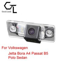 Per Volkswagen VW Jetta Bora A4 Passat B5 Polo Berlina Wireless Car Auto Reverse Backup CCD HD Night Vision Telecamera posteriore