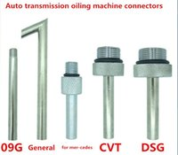Wholesale Cable Repair Kit - Universal Car Transmission Oil Exchange Repair Tool Kits Tanker Bottom Connector Plug for VW Audii DSG 01 CVT 09G