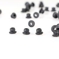 """Wholesale Needle Grommet - Promotions 100pc Bag Quality """"T"""" Grommets Tattoo Needle Pad Tattoo Machine Supply TA411"""
