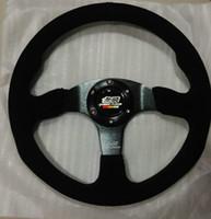 ingrosso ruote honda jdm-1 pz 13 pollici Racing Sport JDM Style 6-bolt Racing Mugen Volante Volanti per auto per honda