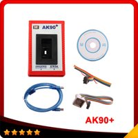 Wholesale Ews Key Programmer - 2016 Top selling For BMW EWS AK90 Key Programmer AK90+ V3.19 AK 90 auto Key Programmer free shipping