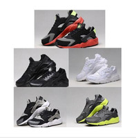 Wholesale Canvas Shoes For Low Price - 2015 Ultra low price Wholesale Hot Air Huarache Running Shoes For Womens Men, Cheap Original Quality Hot Air Huaraches Women Men Shoes