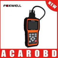 Wholesale Lexus For Cheap - Universal Automotive Scanner Engine ABS Airbag Reset Foxwell NT414 Four System Diagnosis Scan Tool Cheap than Autel MD802