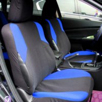 Wholesale Cheap Suv Accessories - Car Seat Covers Set For Auto Blue Black For Truck SUV Car High Quality Cheap cover car seat