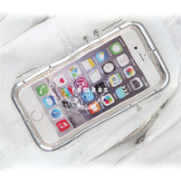 Wholesale Detachable Phone Lens - Waterproof Cell Phone Case Detachable Front Back Covers Protective with Wide Angel Lens for iPhone 5 5s SE