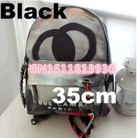 Wholesale Large Backpacks Women - HOT LARGE CATWALKS NEW DUAL CANVAS BAG CASUAL BACKPACK