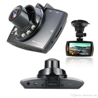 "Wholesale Dash Camera Detector - HD 1080P 2.7"" LCD Car DVR Dash Camera Crash Cam G-sensor Night Vision HDMI free shipping"