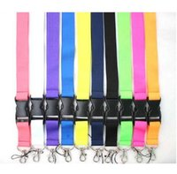 Wholesale Brands Badge Holder - New Wholesale 500pcs Lanyards Detachable ID Badge Holder Assorted Colors Brand New