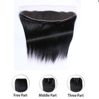 Wholesale Virgin Lace Closure 13x2 - Virgin Peruvian Lace Frontal Closure Straight,Ear to Ear Lace Frontal Straight,13x2 Lace Frontal Closures With Baby Hair