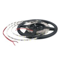 Wholesale Led Waterproof Reel Lights - LED Strip Light SMD 2835 5mm PCB 60LED M 5M Reel Non-waterproof Flexible High Bright LED tape