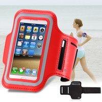 футляры для люмисии оптовых-Wholesale-Case Arm Band Pouch Sport Hand Bag Fashion Cover Running 5inch for Nokia For Lumia 530 520 435 Covers For Lumia 620 515 Cases