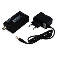 Wholesale Hd Sdi Hdmi Converter - MINI SD-SDI HD-SDI 3G-SDI to HDMI 1080P Converter 2.97Gbit Camera to TV Wholesale