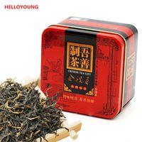 Wholesale China Packages - C-HC012 Chinese Jinjunmei Black tea Organic Jin Jun Mei tea Kim Chun Mei Red tea yunnan chinese China Green Food Gift Package