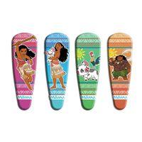 Wholesale Girls Character Hair Clips - Girls moana Cartoon Cute Princess Hairpin Clips for Gifts Children Moana Hair Accessories