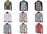 Wholesale Embroidery Fur Coat - High quality 2016 New men's baseball jacket collar jacket male flower coat winter coat @9037-9031-9036 free shipping