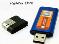 Wholesale Hid Reader - Hot selling Q8 Mini HD-DVR Lighter Pinhole Camera Spy Hidden camera USB Disk Mini DV Lighter DVR Camera Video Record Camcorder Card reader