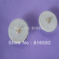 Wholesale Wholesale Pads For Tens - 35mm electrode placement pads for tens unit  electronic pulse massager electrode pad pad printing pads