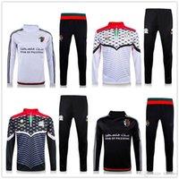 Wholesale Discount Dry Suits - Discount Price 2015 2016 Survetement Football Tracksuit Palestine Soccer Training Suits Chandal Palestine Jogging Pant Soccer Track Suit