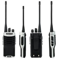 Nuova radio a due vie Retevis RT7 5W 16 canali UHF 400-470MHz Radio FM VOX Scan Walkie-Talkie UK Funzione Torcia luminosa Design ergonomico F