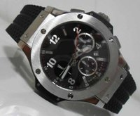 Wholesale Eta Watches - Mens Factory Supplier Supplier BRAND 44mm Stainless Steel Magic Asia ETA 7750 Chronograph Working Mens Men's Luminous Watches