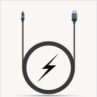 lenovo ac adaptör şarj cihazı toptan satış-2A Mirco USB Tip-C kablo Q TPE Samsung Nexus Lenovo Huawei LG Için Hızlı Şarj Şarj AC Adaptör Tel