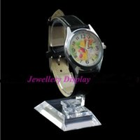Wholesale Hot selling C Circle style Jewelry Bracelet Watch display stand holder Rack pieces