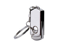 Wholesale Lanyard Drive - Full capacity Super tiny Waterproof Stainless Rotation USB Flash Drive 2GB 4GB 16GB 8GB pen drive flash usb memory stick