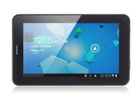 Allwinner A23 7 Zoll Phablet 2G GSM Telefon Tablet PC 512M 4GB Bluetooth Dual Kamera Android 4.0 billig Tablet PC