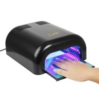 Wholesale Nail Care Machine - lamp dryer 2017 MelodySusie 36W LED Lamp Dryer Care cure Machine for UV LED Gel Nail Polish