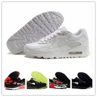 Hot Sale Air Cushion 90 sapatos de corrida Men Air 90 High quality New Sneakers Cheap Sports Shoe Size 40-45