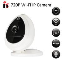 Wholesale Camara Monitor - HY free ship HD 720P IP Camera MINI WIFI Wireless webcam Baby monitor ip cam Wi-Fi P2P Home Security WI FI pocket camara ip