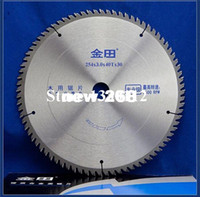 "Wholesale Tct Saw Blade For Wood - 10"" inches professional TCT circular saw blade for wood 254 x 3.0 x 40T x 30"