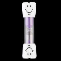 Wholesale Mini Clock Faces - Wholesale-New Mini Smiling Face Sandglass Hourglass Sand Clock Timer 3 Minutes Fashion