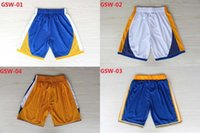 Wholesale New Corduroy Wear - Basketball Shorts Men's Shorts New Breathable Sweatpants Teams Classic Sportswear Wear Embroidered Logos Cheap Sports Shirts, Free Shipping