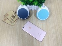 Wholesale Design Mp3 Player - New Design Mini Bluetooth Wireless Stereo Speaker Phone Bicycle Stent 47 For Iphone 6 6s Plus Samsung Phone Through