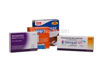 Wholesale Packaging For Medicine - Custom pill medicine box pill paper box print, paper box packaging for medical pill