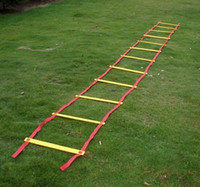 speed ladder basketball - 8 Meters Ladder Agility Ladder Energy Ladder Speed Training ladder soccer Agile ladder basketball Speed training ladder