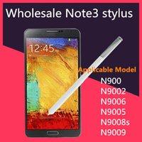 Wholesale Handwriting Pens - original Galaxy Note S Pen Stylus for 3 Samsung Note3 note iii N9000 n9005 s pen capacitive stylus handwriting