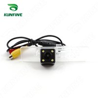 Wholesale parks nissan - HD CCD Car Rear View Camera for Nissan Tiida 2011 2013 car Reverse Parking Camera Reversing Night Vision Waterproof KF-V1140