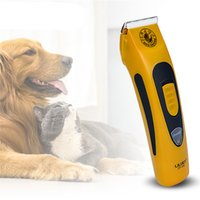 48W 220V ABS Pet Dog Rabbits Shaver Scissors Professional Dog Hair Electric Trimmer Dogs Grooming Tool Kits