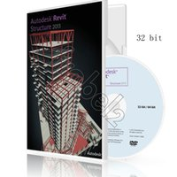 Wholesale Packaging Structure - 2013 Autodesk Revit Structure full version English Language software Plastic color box packaging
