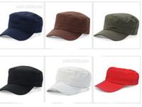 Donne classiche per Adustable esterna Aria piani degli uomini del cappello  dell esercito Vintage protezione di Sun cadetto Patrol regolabile esterna  unisex ... 4f5d1ab9c1ae