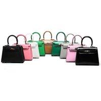 Wholesale Cowhide Stones - Brand Fashion Bags Luxury Fashion Genuine Leather Shoulder Bags Carey Cattlehide Cowhide Handbags Women Newest Crossbody Tote For Ladies