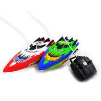 Electric speed boat engines - C202 Watercraft Radio Engine Remote Control Racing Speed Rechargeable Boat High Performance Kid Gift