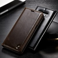 CaseMe 003 Flip Multi-funcional Wallet Protector Phone Cover Card-slot para 6,3 polegadas Samsung Galaxy Note 8 Eco-friendly Stylish Portable