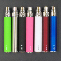 Wholesale Ego Cigarette Ce4 Ce5 Clearomizer - Ego t Battery E Cigs Ego Batteries E Cigarette 510 battery Atomizer Clearomizer Vaporizer mt3 CE4 CE5 CE6 650 900 1100 1300 mAh